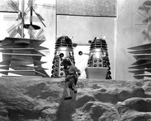 This is an image of Prints & Posters of Dr Who and the Daleks 105439