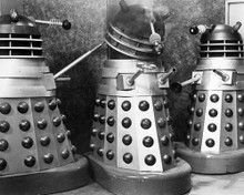 This is an image of Prints & Posters of Dr Who and the Daleks 105453