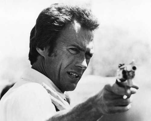 This is an image of Prints & Posters of Clint Eastwood 105455