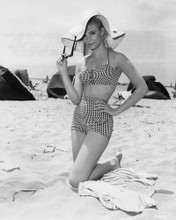 This is an image of Prints & Posters of Yvette Mimieux 105305