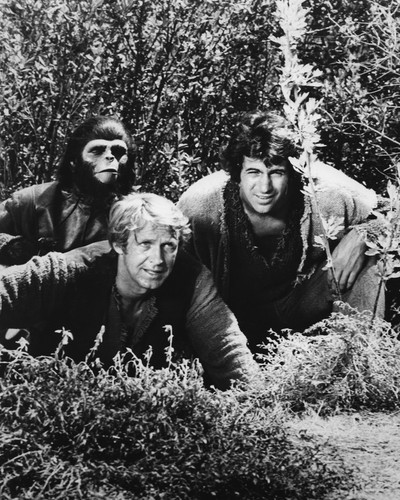 This is an image of Prints & Posters of Planet of the Apes (tv) 105350