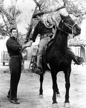 This is an image of Prints & Posters of Clint Walker 105447