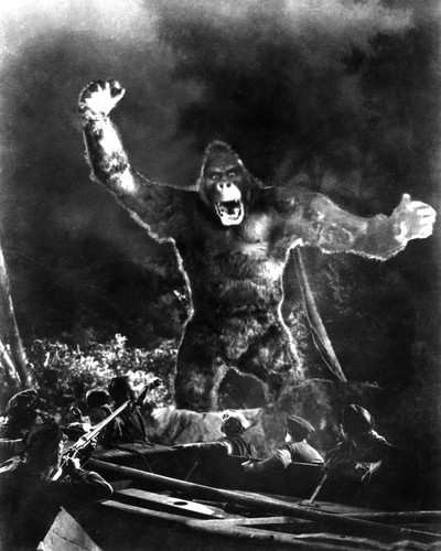 This is an image of Prints & Posters of King Kong 105237