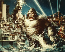 This is an image of Prints & Posters of King Kong (1976) 202921