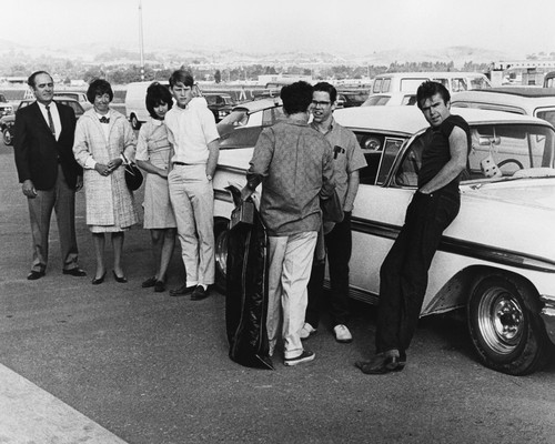 This is an image of Prints & Posters of American Graffiti 104962
