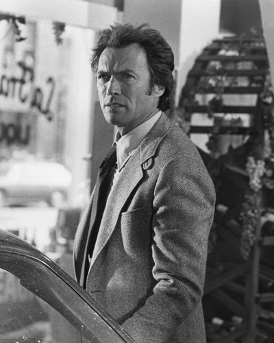 This is an image of Prints & Posters of Clint Eastwood 104995