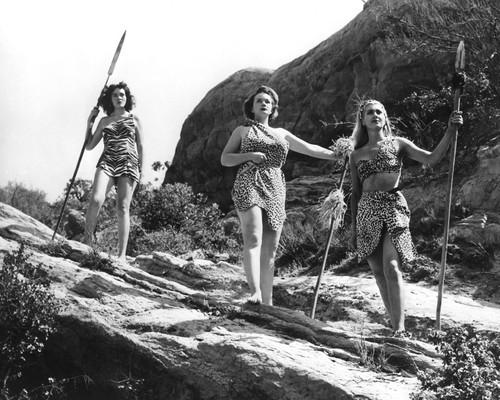 This is an image of Prints & Posters of Prehistoric Women 1951 105002