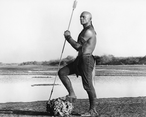 This is an image of Prints & Posters of Yul Brynner 105070