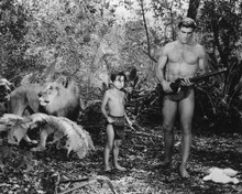 This is an image of Prints & Posters of Tarzan and the Valley of Gold 105094