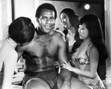 This is an image of Prints & Posters of Fred Williamson 105110
