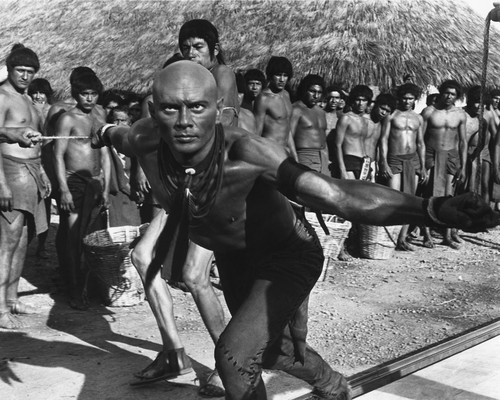 This is an image of Prints & Posters of Yul Brynner 105115