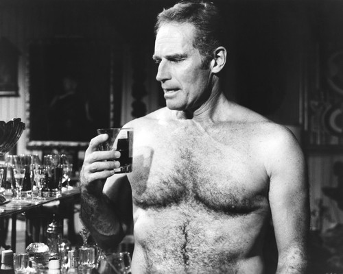 This is an image of Prints & Posters of Charlton Heston 105121