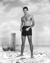 This is an image of Prints & Posters of George Hamilton 105142
