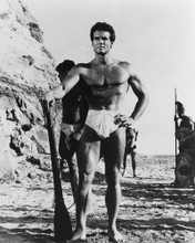 This is an image of Prints & Posters of Steve Reeves 105143