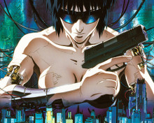This is an image of Prints & Posters of Ghost in the Shell 202855
