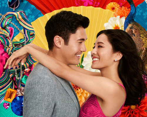 This is an image of Prints & Posters of Crazy Rich Asians 202873