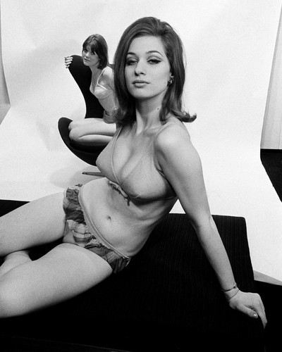 This is an image of Prints & Posters of Valerie Leon 104937
