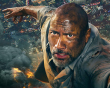 This is an image of Prints & Posters of Dwayne Johnson 202841