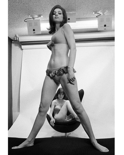 This is an image of Prints & Posters of Valerie Leon 104963