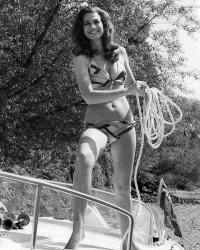 This is an image of Prints & Posters of Valerie Leon 104965