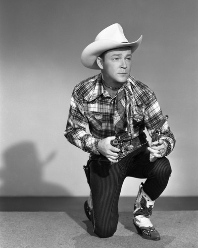This is an image of Prints & Posters of Roy Rogers 105633
