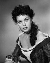 This is an image of Prints & Posters of Faith Domergue 105637