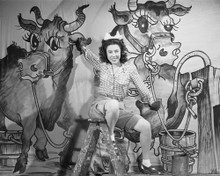 This is an image of Prints & Posters of Judy Canova 105657