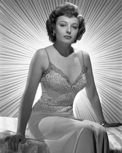 This is an image of Prints & Posters of Laraine Day 105665