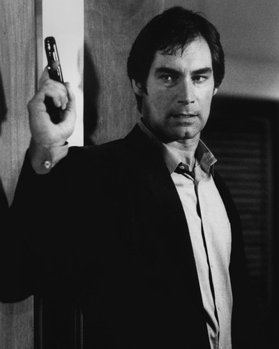 This is an image of Prints & Posters of Timothy Dalton 105606