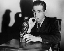 This is an image of Prints & Posters of Humphrey Bogart 105952