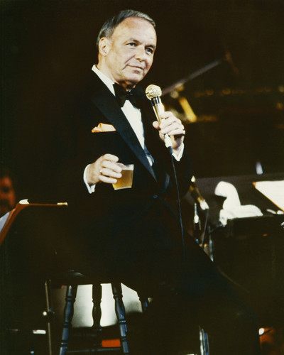 This is an image of Prints & Posters of Frank Sinatra 203247
