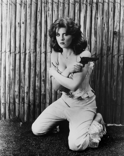 This is an image of Prints & Posters of Tina Louise 105932