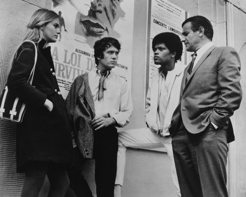 This is an image of Prints & Posters of The Mod Squad 105927