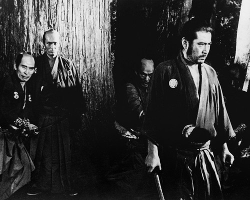 This is an image of Prints & Posters of Sanjuro 105879
