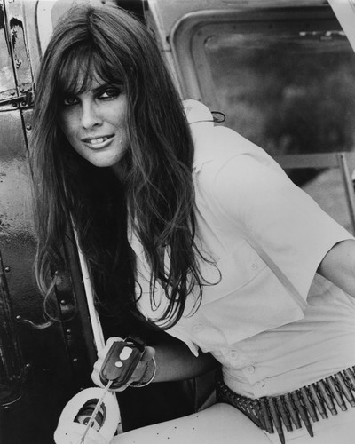 This is an image of Prints & Posters of Caroline Munro 105790