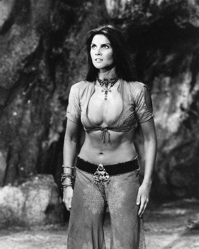 This is an image of Prints & Posters of Caroline Munro 105794