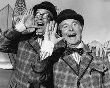 This is an image of Prints & Posters of Eric Morecambe and Ernie Wise 105798