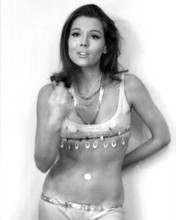 This is an image of Prints & Posters of Diana Rigg 105746