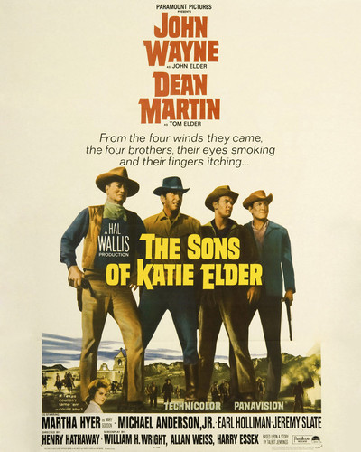 This is an image of Prints & Posters of Sons of Katie Elder 203209