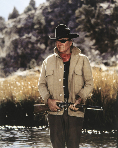 This is an image of Prints & Posters of John Wayne 203218