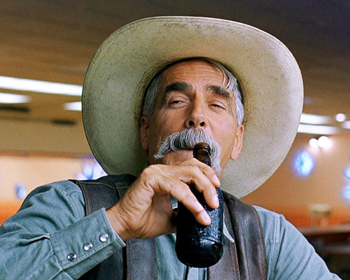 This is an image of Prints & Posters of Sam Elliott 203148