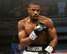 This is an image of Prints & Posters of Michael B Jordan 203149