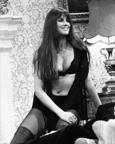 This is an image of Prints & Posters of Caroline Munro 105862