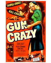 This is an image of Prints & Posters of Gun Crazy 203174