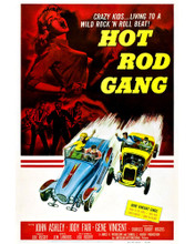 This is an image of Prints & Posters of Hot Rod Gang 203190