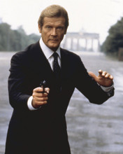 This is an image of Prints & Posters of Roger Moore 203365