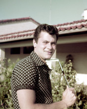 This is an image of Prints & Posters of Tony Curtis 203487