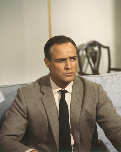 This is an image of Prints & Posters of Marlon Brando 203489