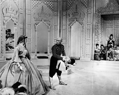 This is an image of Prints & Posters of The King and I 106134