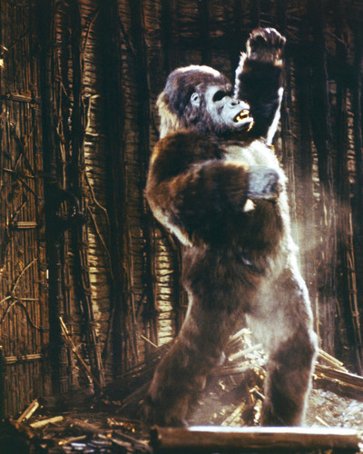 This is an image of Prints & Posters of King Kong 203532